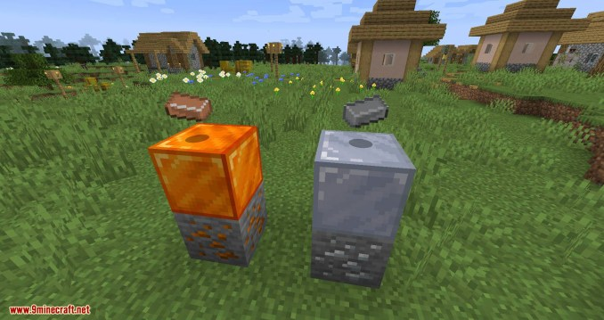 Flux mod for minecraft 09