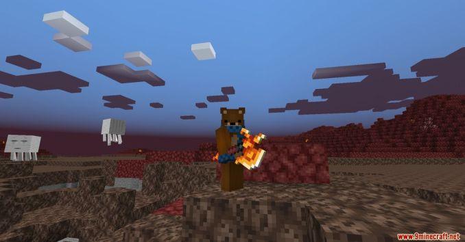 MC Dungeon Weapons Mod Screenshots 13