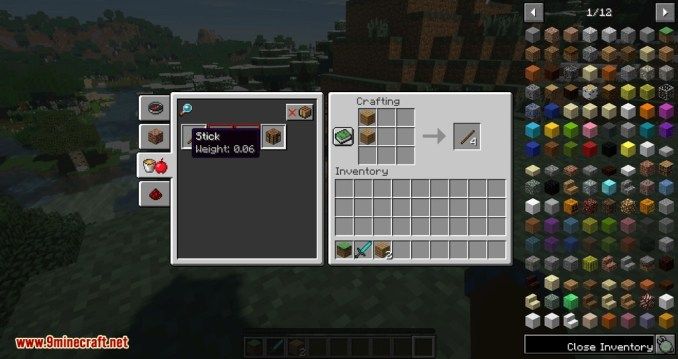 Controllable mod for minecraft 11