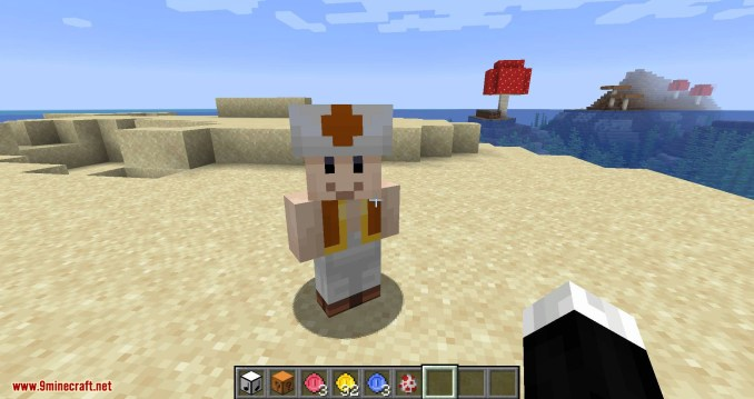 Mubble mod for minecraft 09