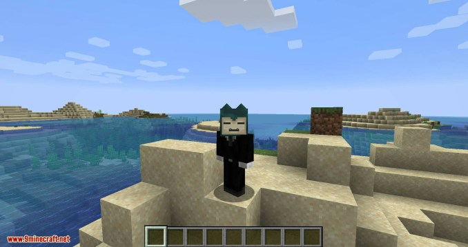Mubble mod for minecraft 01