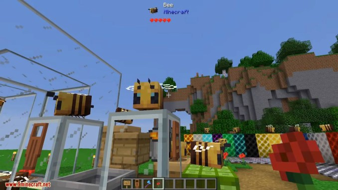 Productive Bees mod for minecraft 01