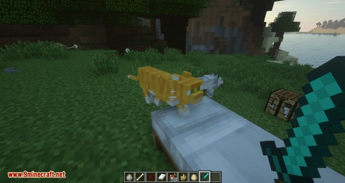 Respawnable Pets mod for minecraft 13