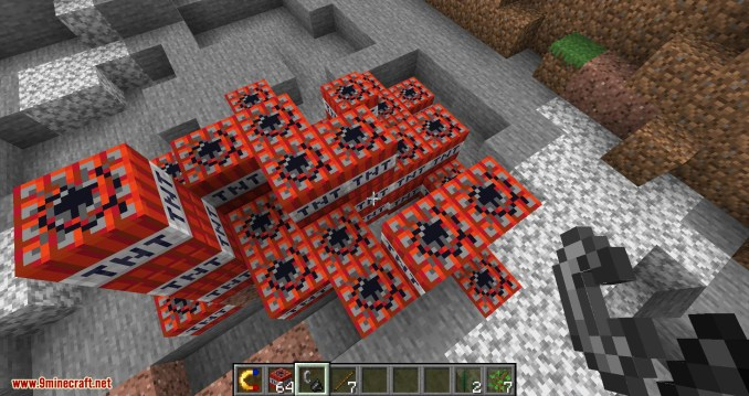 Simple Magnets mod for minecraft 09