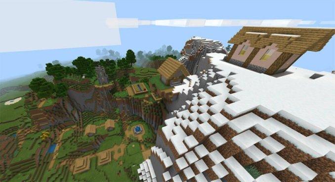 Amazing Mountain Village Seed