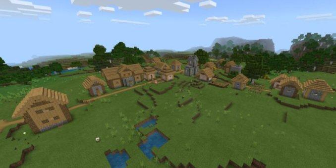 Ravines & Villages Seed
