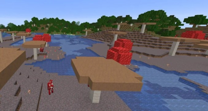 Many Biomes & Mushroom Island (Java - 1.14+ & 1.15+)