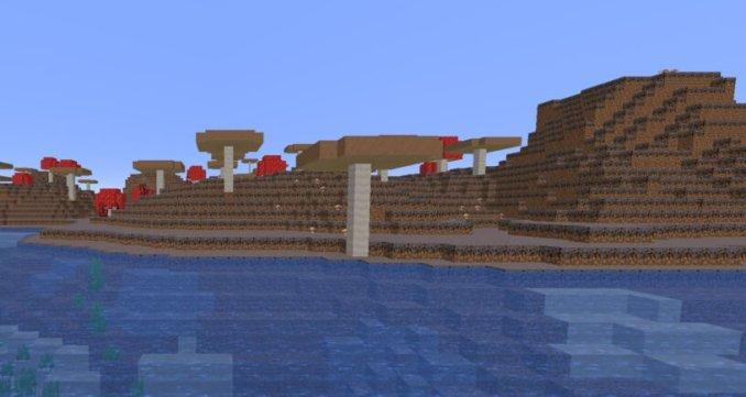Ocean Monument Mushroom Island (Java - 1.14+)