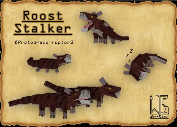 Wyrmroost mod for minecraft 24