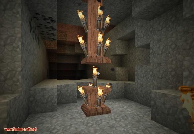 Corail Pillar Mod Screenshots 7