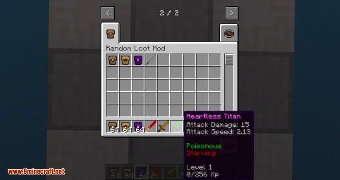 Random Loot Mod Screenshots 3