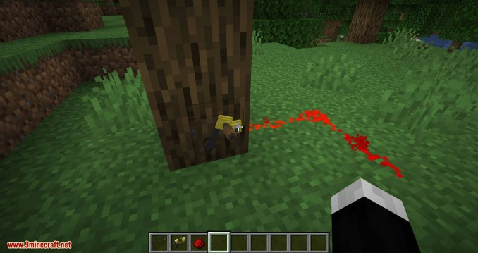 Redstone Gauges and Switches mod for minecraft 04