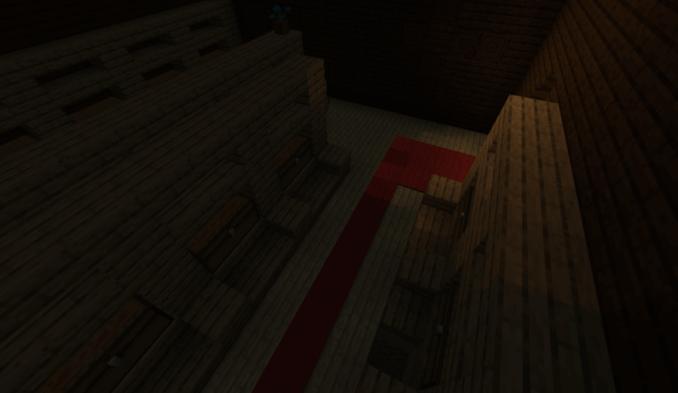 Spawn Under a Mansion