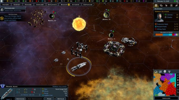 Galactic Civilizations III - Top 9 best 4X strategy games to play on PC in 2021