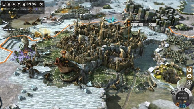 Endless Legend - Top 9 best 4X strategy games to play on PC in 2021