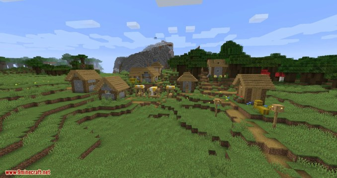 EasierVillagerTrading mod for minecraft 02