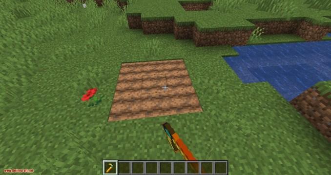 Super Tools mod for minecraft 07