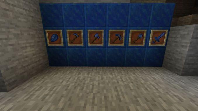 Super Tools mod for minecraft 25