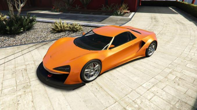 16. Progen Itali GTB Custom - 20 Fastest Cars in GTA Online & Grand Theft Auto V ( 2021)