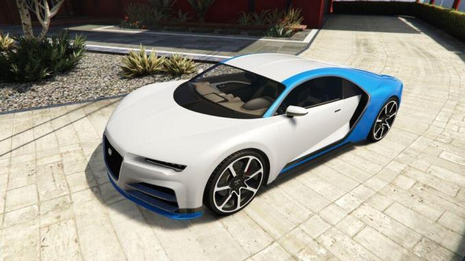 19. Truffade Nero - 20 Fastest Cars in GTA Online & Grand Theft Auto V ( 2021)
