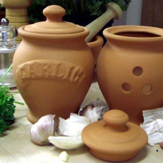 Half Round Terracotta Pots