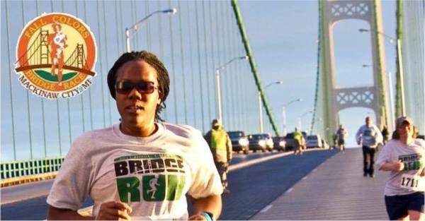 9th Annual Mackinac Bridge Fall Color Run Set for October ...