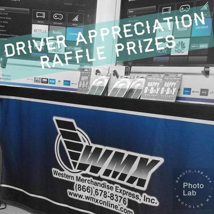 WMX Driver Appreciation