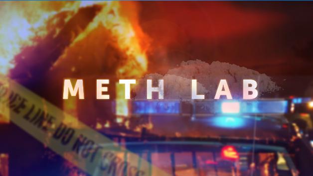 Meth lab_12749