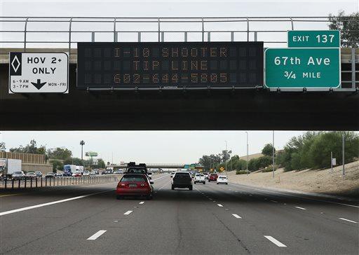 Freeway Shootings Phoenix_73288