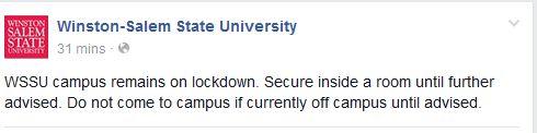 winston salem state lockdown_158864