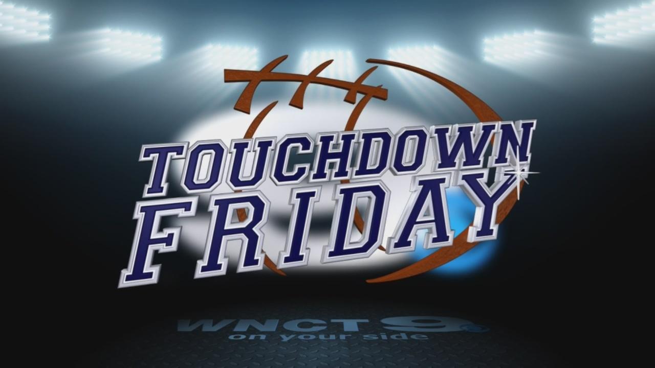 Touchdown Friday - Week 5