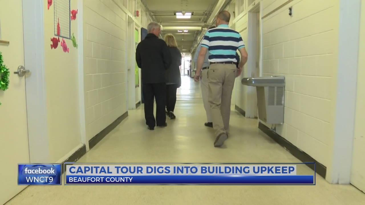 Beaufort Co. Schools evaluating infrastructure needs with Capital Tour