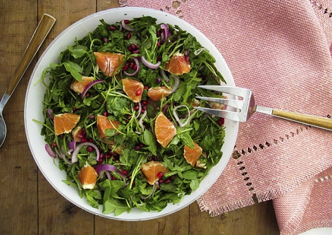 Food Deadline Thanksgiving Salad_384019