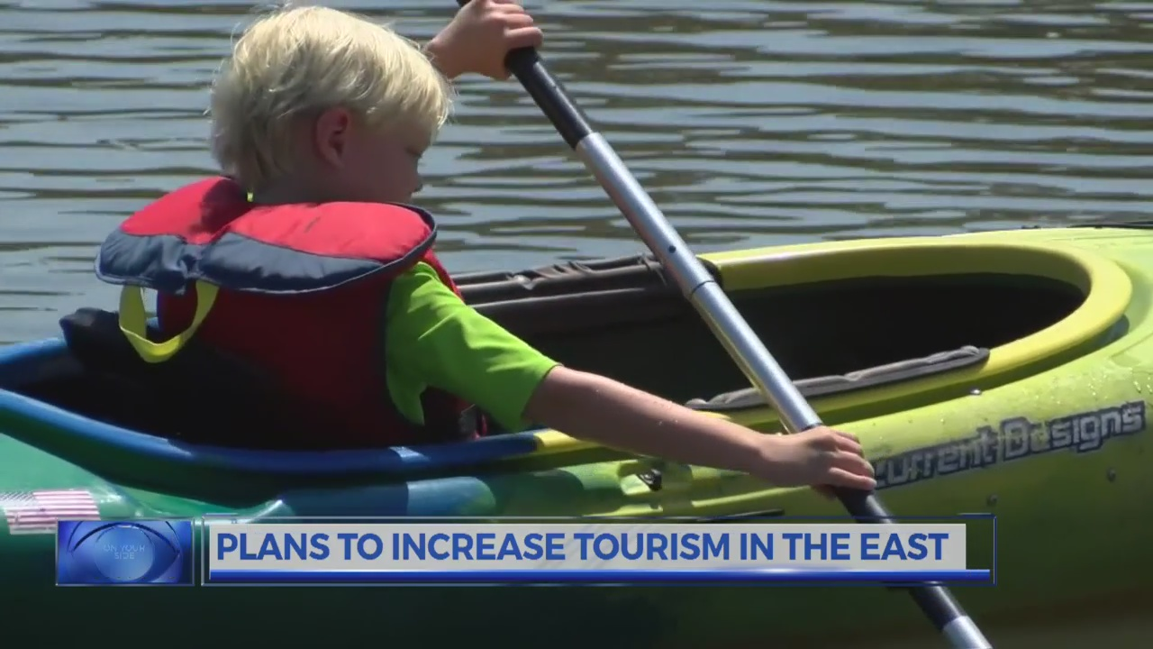 Tourism in Greenville to broaden appeal using nature's own
