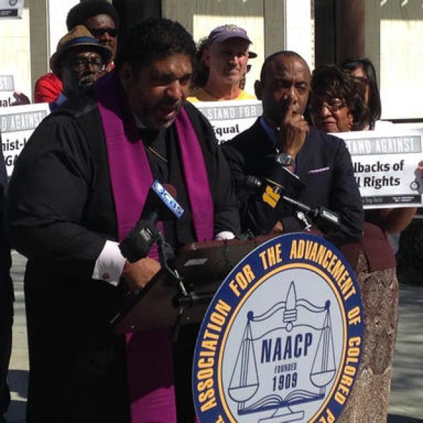 North Carolina NAACP Boycott_357140