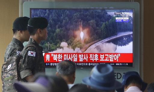 South Korea Koreas Tensions_431907