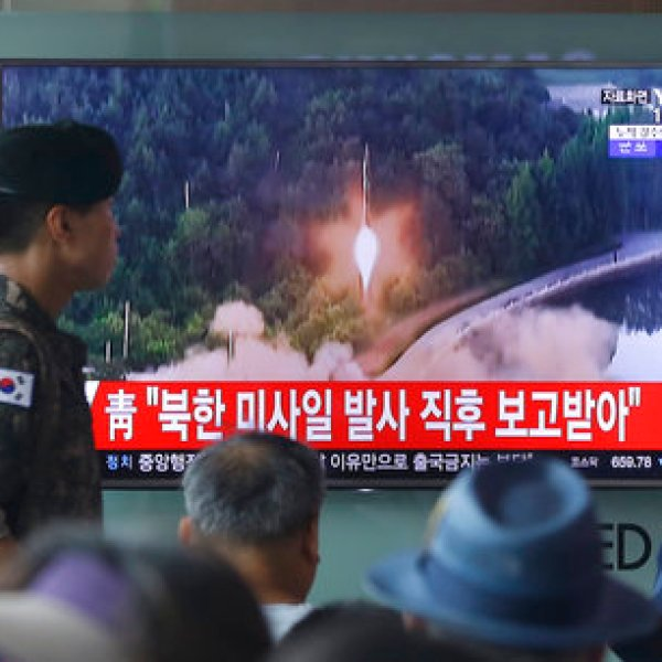 South Korea Koreas Tensions_431907
