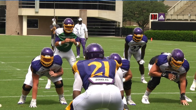 ECU Football scrimmage_453509