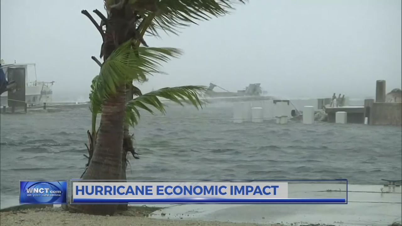 Hurricane Economic Impact NC