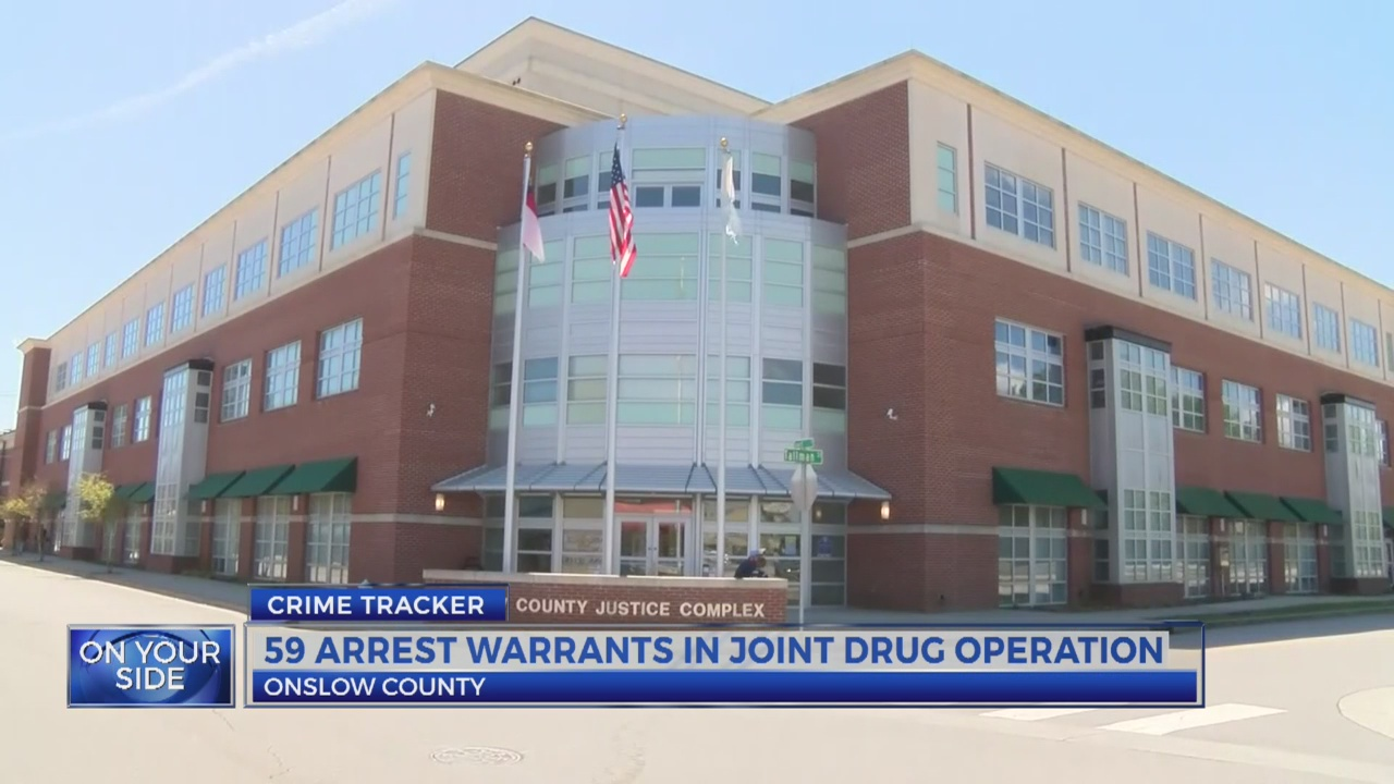 Onslow Joint Drug Operation