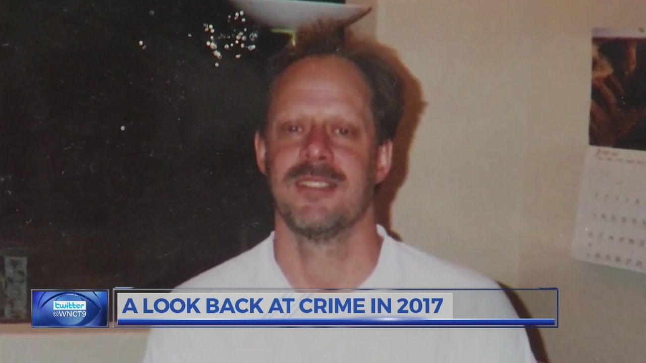 Year in review: how crime impacted eastern NC and the country in 2017