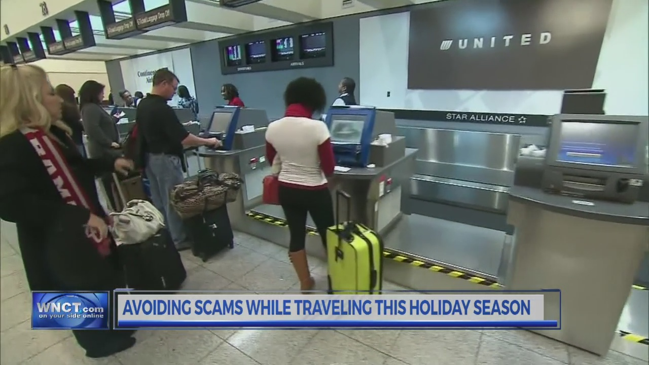 Travelers beware, scammers are taking advantage of the holiday season