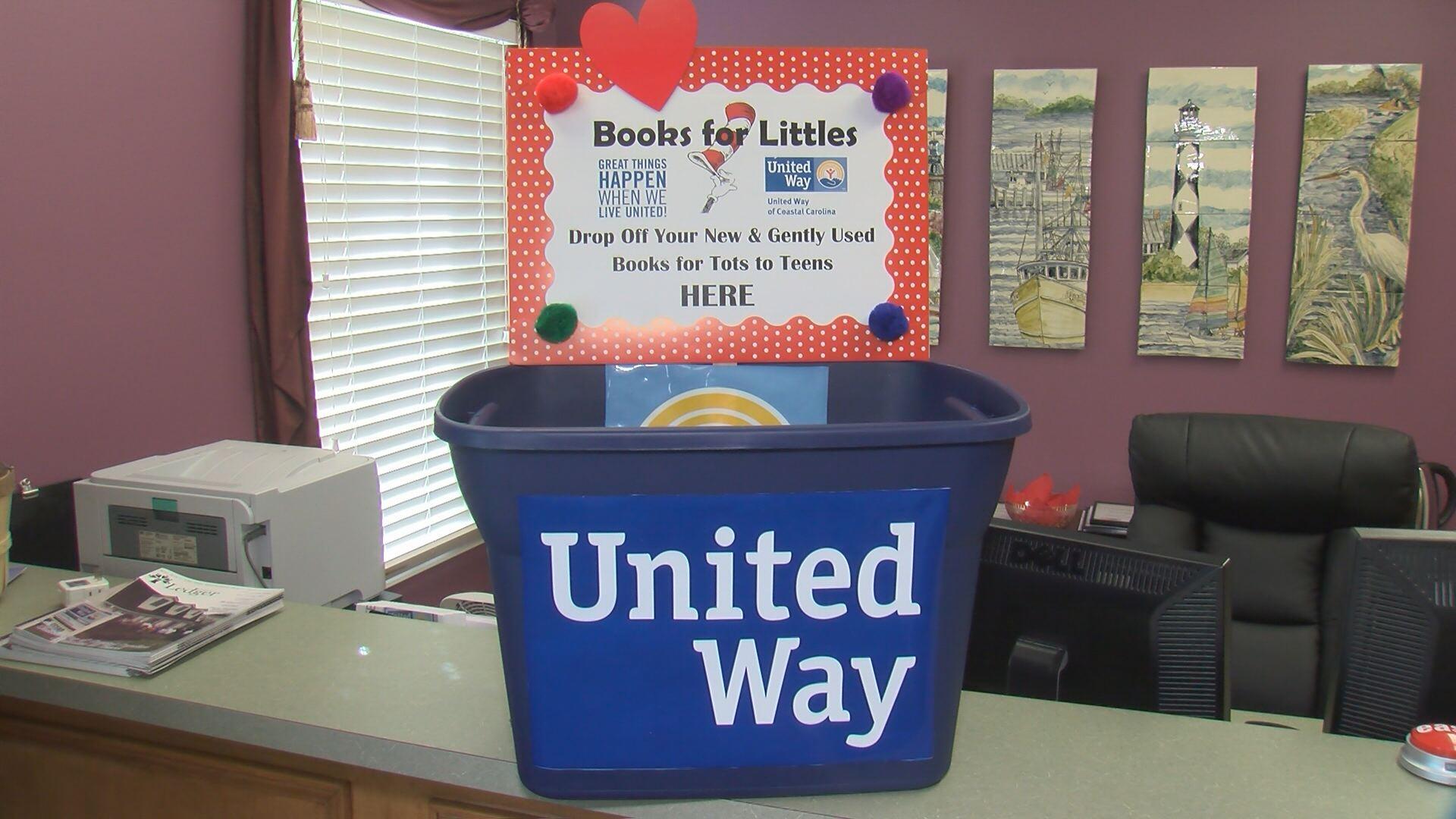 BOOKS FOR LITTLES DRIVE_564740