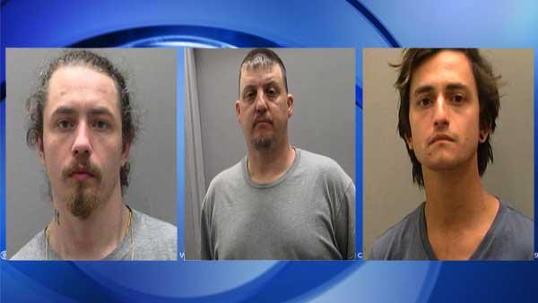240 bags of heroin seized in Rocky Mount drug bust, 3 arrested