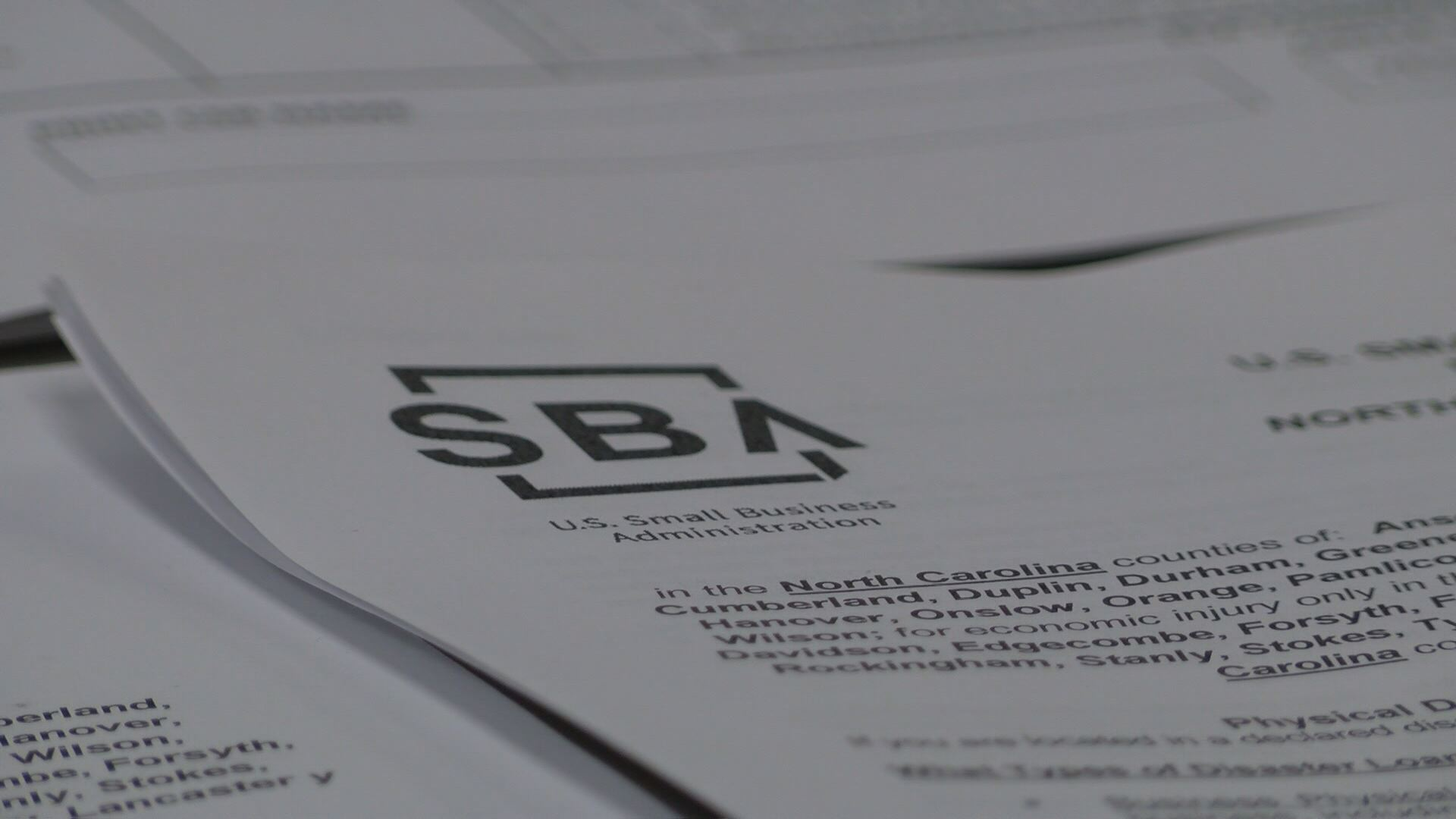 SBA grants Governor Cooper's request for disaster