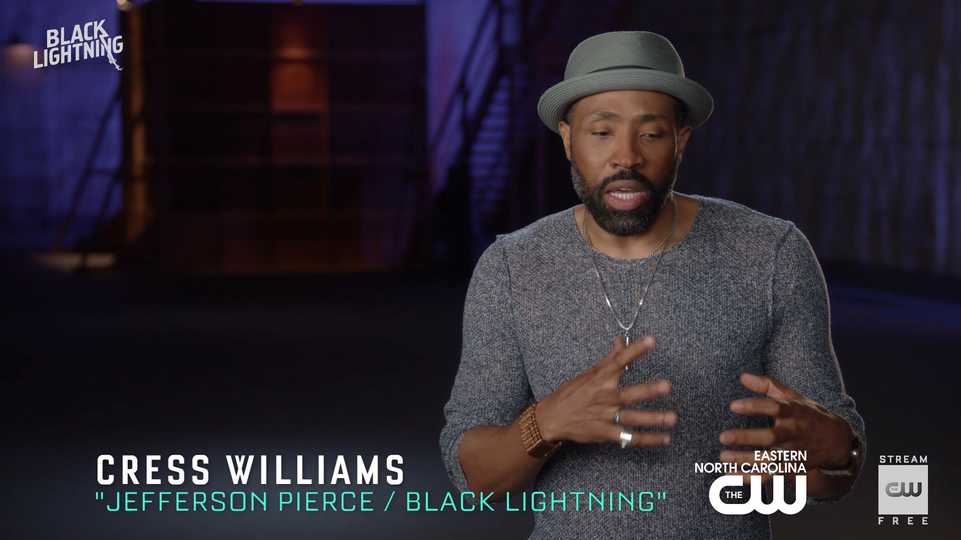 Black Lightning | A Foundation of Family