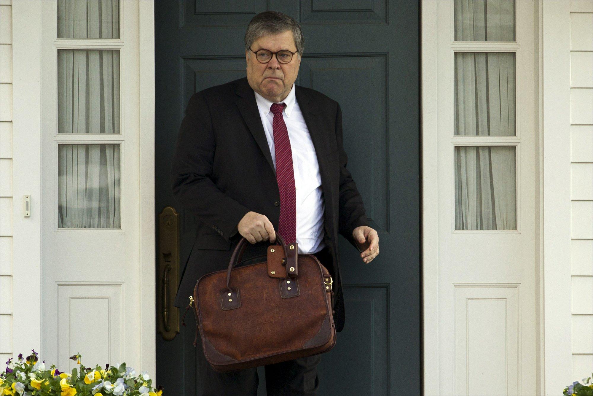 AG William Barr Photo