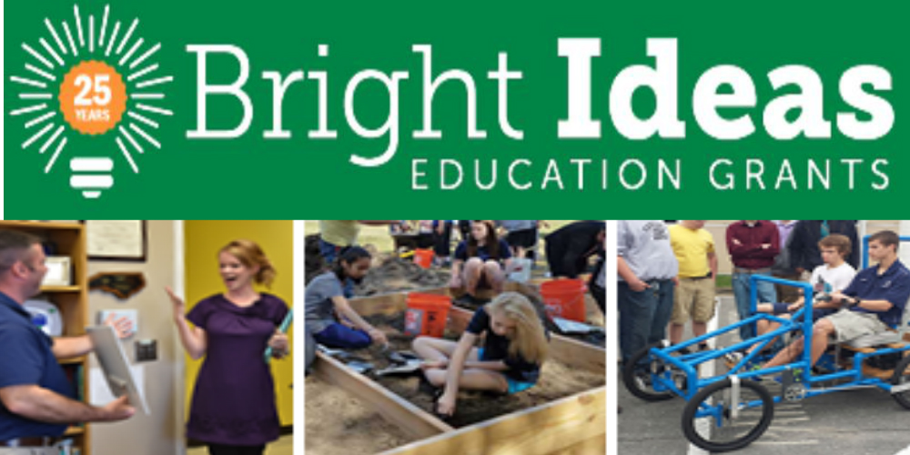Bright Ideas Grant Funding