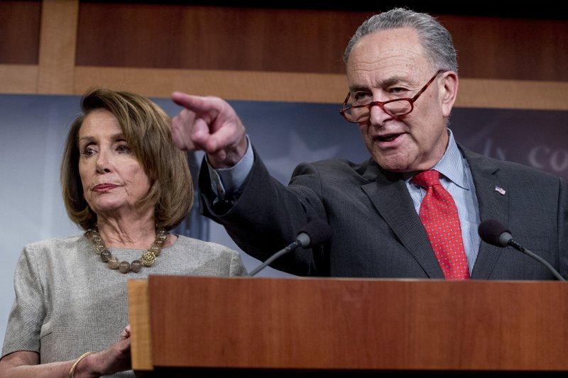 Democratic Leaders Discuss Infrastructure