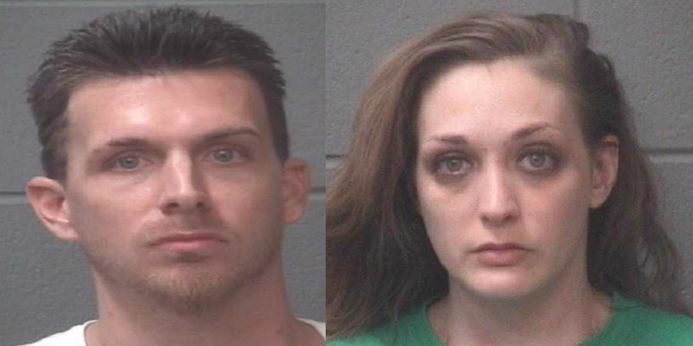 Two Onslow County residents arrested on heroin charges
